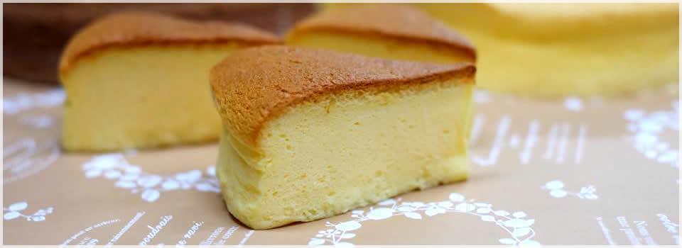 ミユクのチーズケーキ