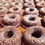 ミユクの焼きドーナッツ