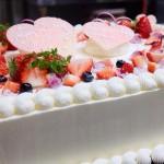 ミユクのウェディングケーキ