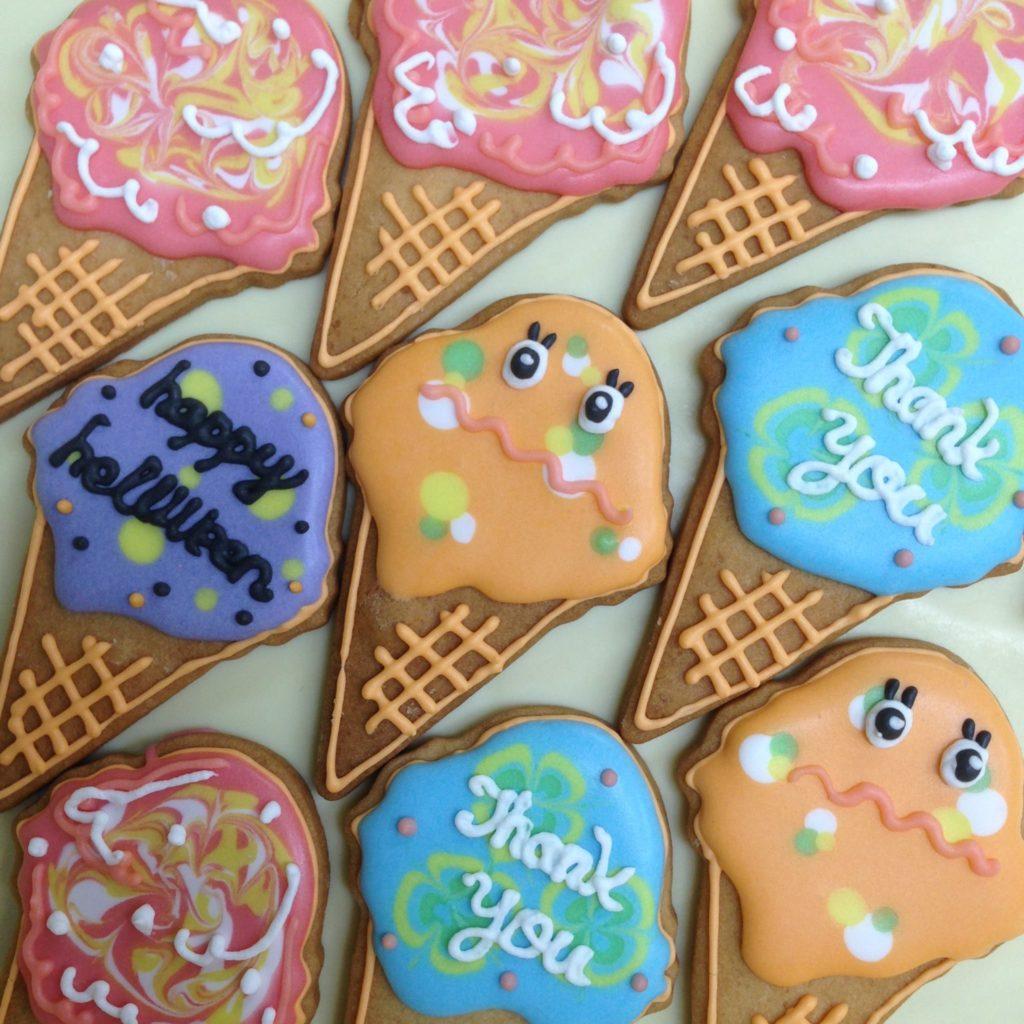 Thank you アイシングクッキー