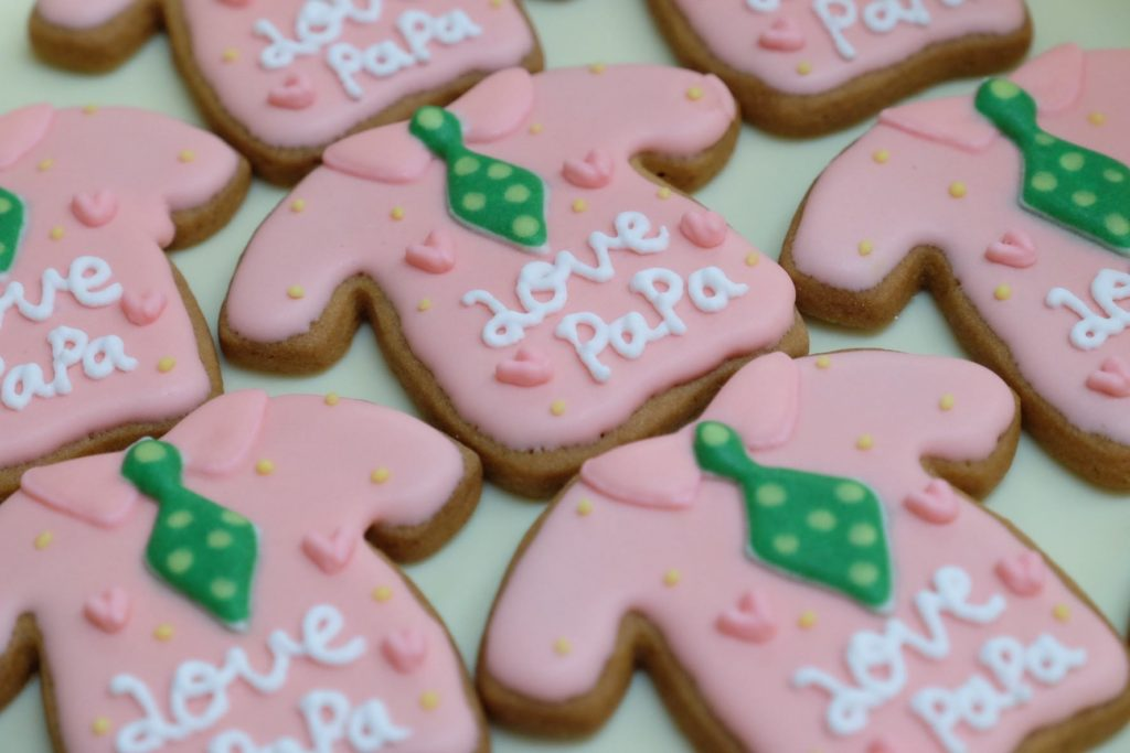 LovePaPa アイシングクッキー