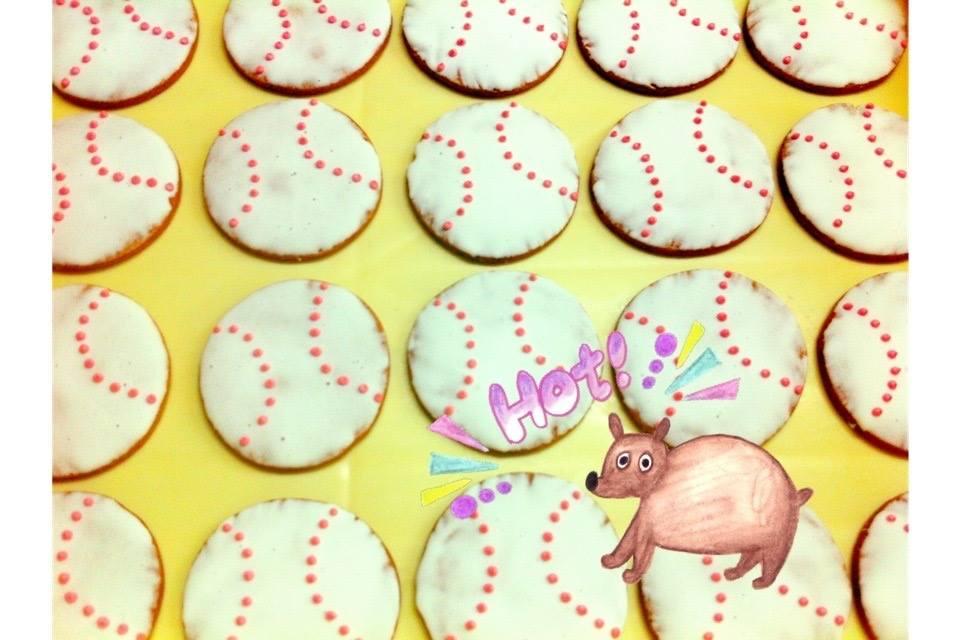 アイシングクッキー